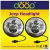 "Factory price 30w 7"" led jeep wrangler headlight jeep led car headlight"