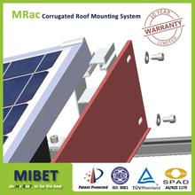 Roof Solar Panel Mounting Brackets