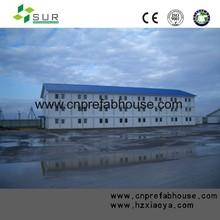 China Condominium Modular Prefab Living Container House