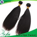 6a brillante calidad gran recta de longitud remy indio del pelo humano bundle
