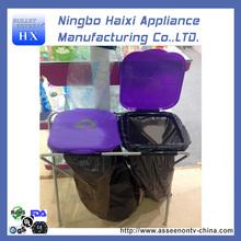 Portable Folding Folding Collapsible Trash Bag Holder