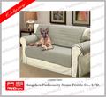 Top quality camurça tampa do sofá acolchoado capa para sofá