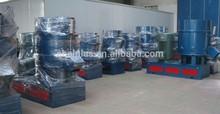 plastic agglomerator machine