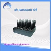 64 GSM Sim box simbank 64 Powerful SIM manage ,support share multi DWG