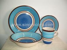 cheap crokery; under plates ;ceramic dinner set; china dinnerware