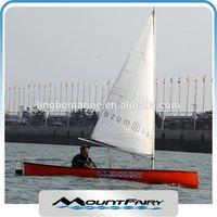 Sailing Boat Fiberglass Sail Boat Yacht