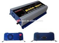 2000W Micro Solar Grid Tie Inverter MPPT function DC 45v-90V AC 100V 110V 120V 220V 230V 240V SUN 2000G