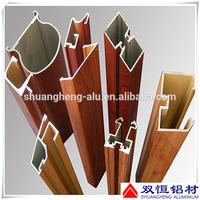 alloy 6063 t5 aluminum extrusion profiles for decoration