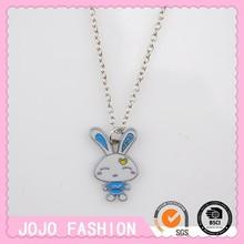 Rabbit fine fancy necklace for girls