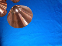 New products on China market highly thermally copper tungsten contact for machining electrode