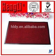 2014 New Design Color Cheap Anti-slip Door Mat HLDM-001