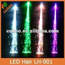 LED Hair Extensions/Flash braid LED