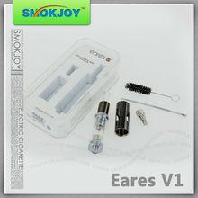 2014 Smokjoy new design wax e cig atomizer &dry herb atomizer bbtank t1/ago g5 dry herb atomizer