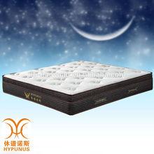 Soft and anti-snore latex mattress 100% natural latex mattress alibaba in china