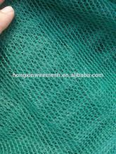 HDPE three knitted shade netting with UV tape yarn shade net factory china