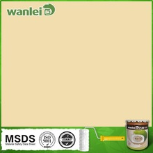 High durability interior wall emulsion paint