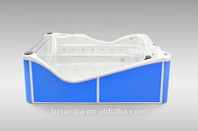 Wholesale & factory price acrylic swimming pool fiberglass