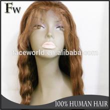 2014 Best selling human hair wigs white women