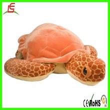LE C1633 sea turtle toy , big turtle plush