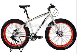 2014 best selling fat tyre bike snow bike 4.0 big tyre bicycle