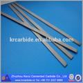 k10 k20 k30 para trabajar la madera herramientas de corte de carburo de tungsteno de la tira de zhuzhou