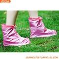Mais recente 2015 maçante polonês sapatos de chuva pvc capa, galochas capa