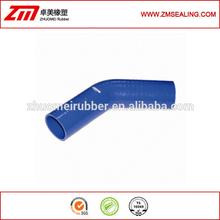 high performance 45 degree reducer elbow volvo silicone radiator hose