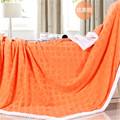tricotés fabriqués en chine coralqualité bébé couverture polaire douillette