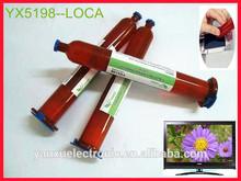 2014 new product of uv loca glue for samsung galaxy notr 3 repair