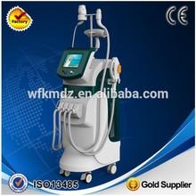 New Arrival IPL RF Cavitation Laser KM-E-900C PLUS Multifunction Skin Care Machine With Training DVD