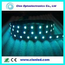 china manufacturer digital addressable 12 volt display led rigid strip lights ws2812 36leds/m free sample