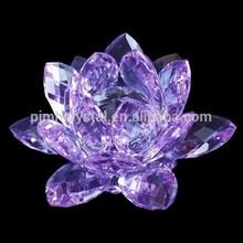 high quality crystal purple lotus MH-H0051