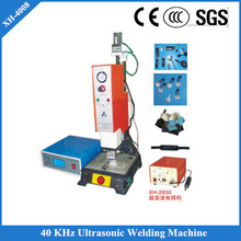 Price of Plastic Ultrasonic 20KHZ Welding Machine for Electronic Products, Toys, Filters, Non-woven