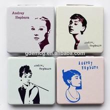 2015 hot sale beautiful Audrey Hepburn souvenirs tourist ,MB269
