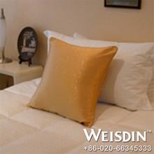 plain new style cotton/polyester custom animal stuffed plush pillow