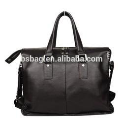 Fashion Men's genuine leather bag