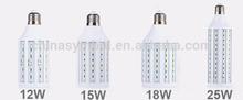 Wholesale Price 60PCS SMD5630 5050 2835 Led Corn light 15W LED E27 AC220V 230V Cold Warm White Equal to 120W halogen bulb