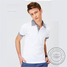 140 grams manufacter polyester/cotton designer discount branded tshirt