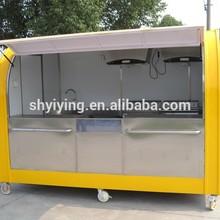 Commercial hot dog trailer /hot dog truck /hot dog vending van YY-FS290A for sale
