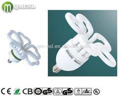 85W energy saving light bulb flower shape energy saving light bulb Energy Saving Light Bulb with CE RoHS