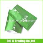 moisture proof aluminum tea packing pouch