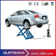 Olift 6,000lbs 2 cylinder hydraulic car lift