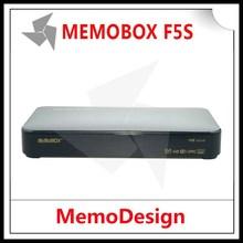 Original Memobox F5S HD Full HD DVB-S2 Satellite Receiver VFD Display Support Newcam Cccam USB Wifi Youtube red youtube