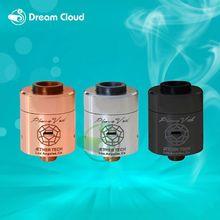 2015 Christmas gifts China supplie ecig vaporizer pen atomizer plume veil rda from Dream Cloud