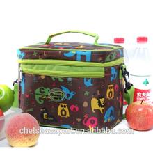 FDA food standard 600D oxford take away lunch cooler bag