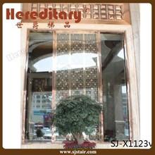 CNC Cut Grand Metal decorative screen for Hotel