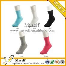Black Ankle Business Socks