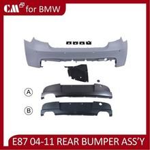 For BMW E87 M TECH 2004-2011 car accessory rear bumper