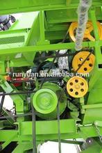 Factory direct sale mini ear corn combine harvesters for hot sale