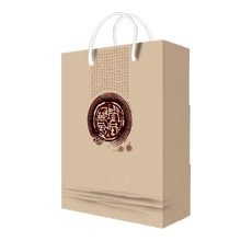 high quality factory price retail paper shopping bag